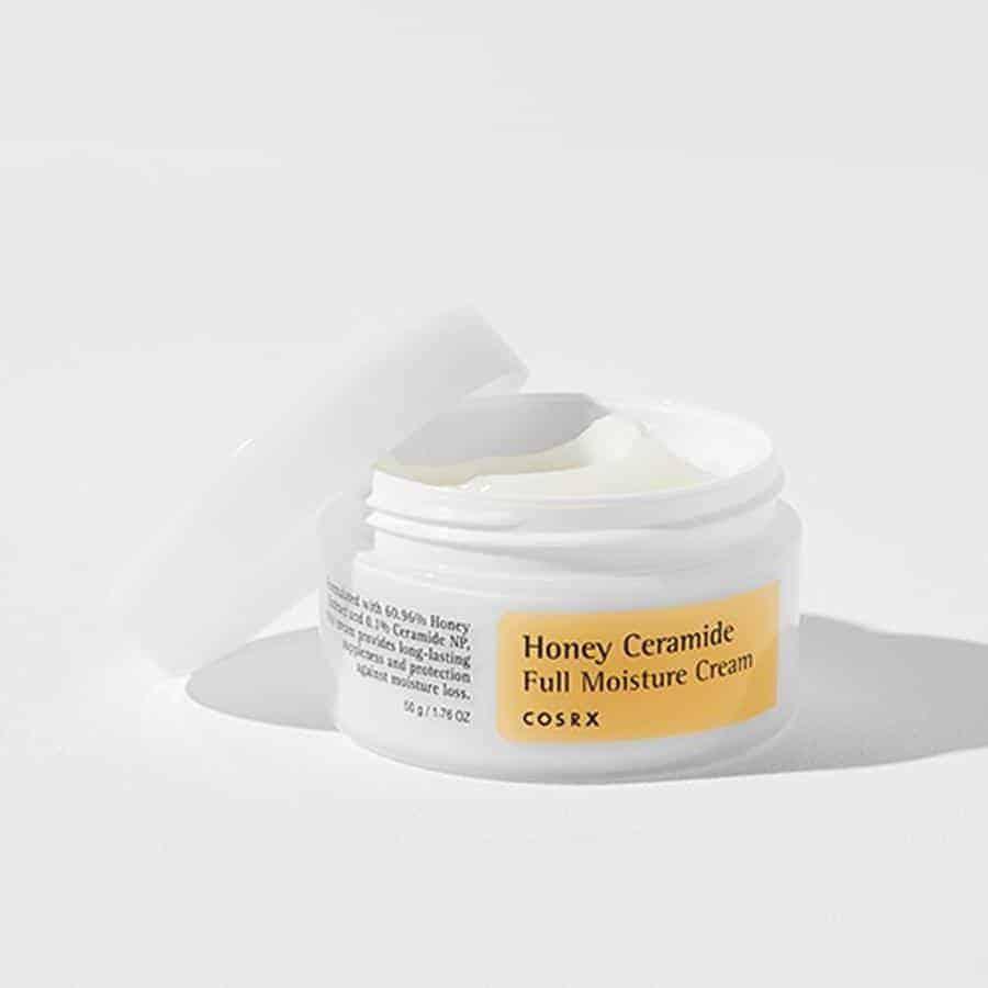cosrx honey ceramide cream
