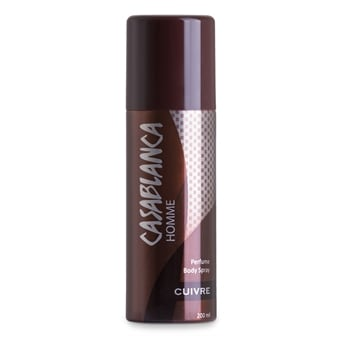 homme cuivre body spray casablanca - Copy