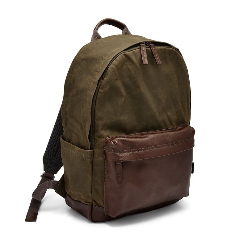 fossil men backpack