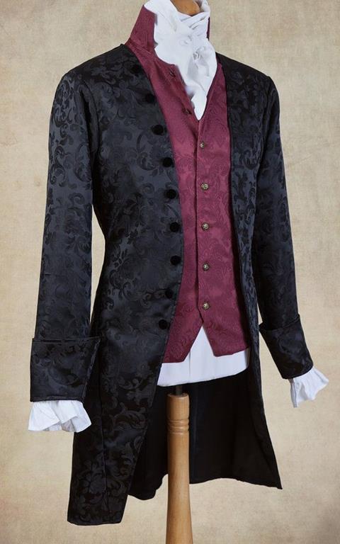 Frock Coat (Copy)