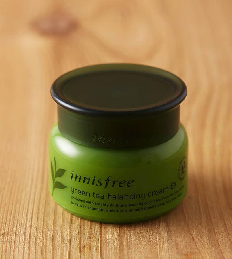 Green Tea Balancing Cream EX