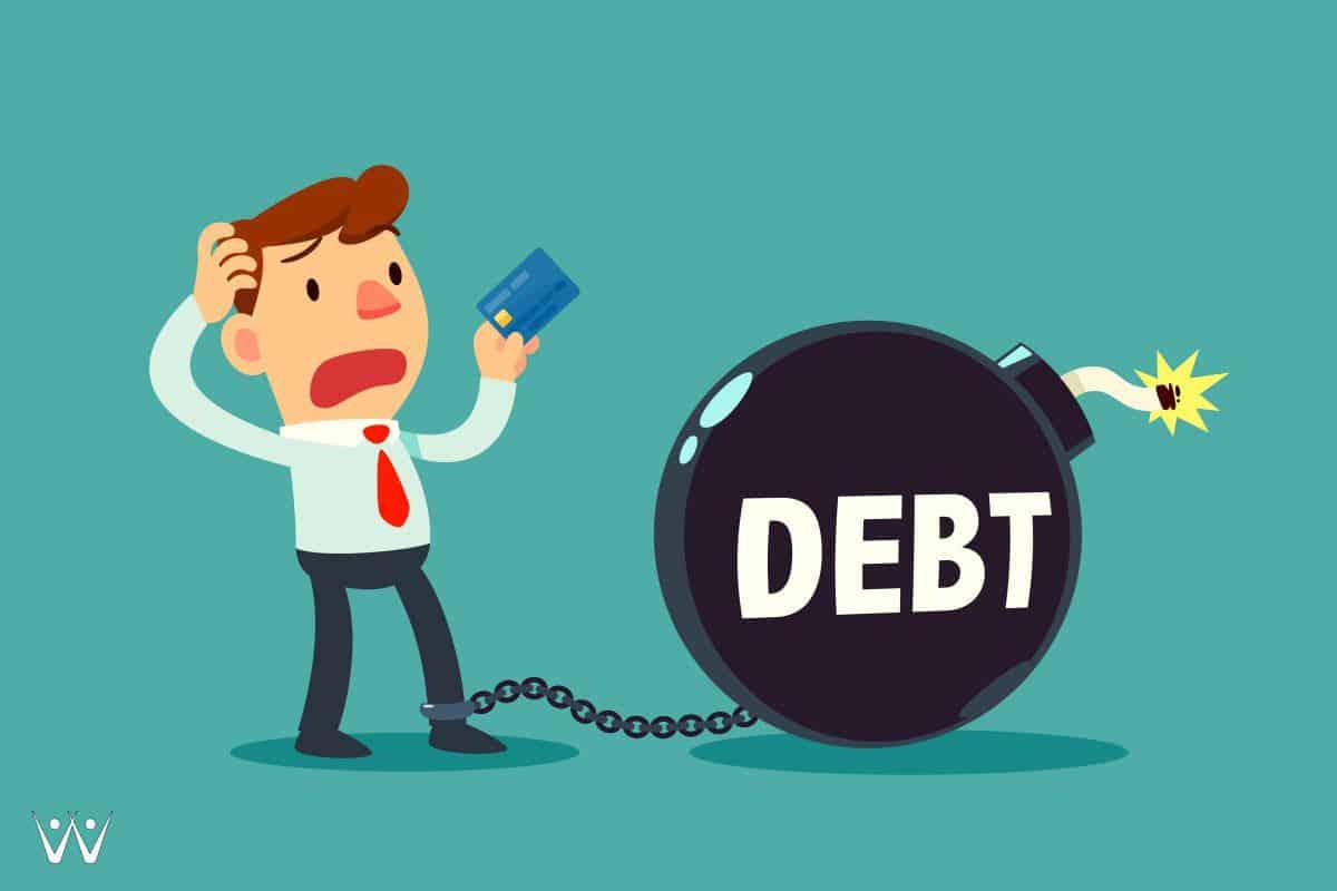 Menghentikan-Kebiasaan-Berhutang-hutang-debt