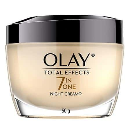 Total Effects 7 in One Anti-ageing Night Cream