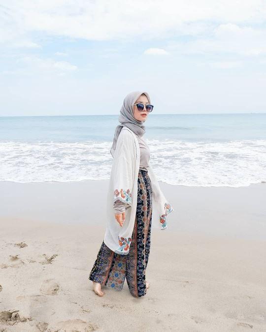 Bohemian Style yang Cocok untuk ke Pantai