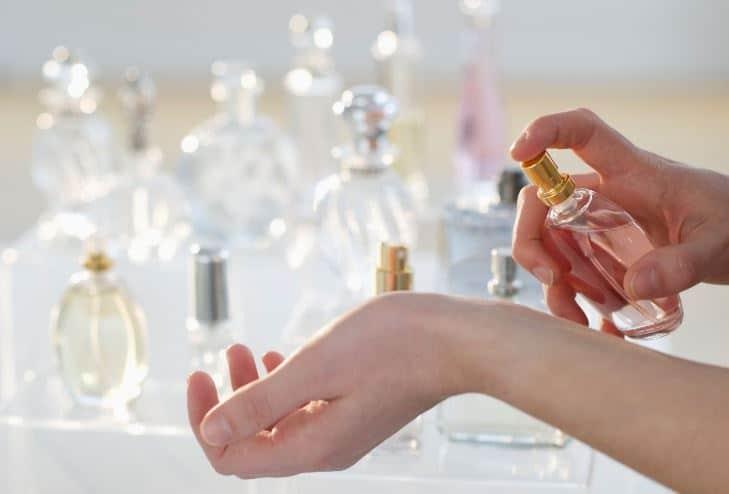 Membuat Parfum Tahan Lama