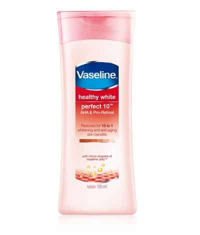 Vaseline Healthy White Perfect 10 Lotion