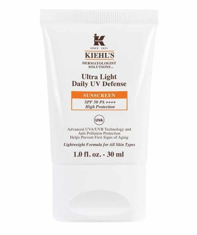 sunscreen yang bagus_Kiehl's Ultra Light Daily UV Defense (Copy)