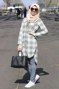 Long Tunik Untuk Simple Look