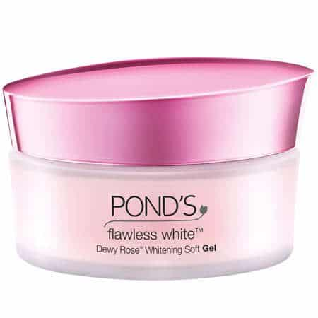 Pond's Flawless White Dewy Rose Whitening Soft Gel
