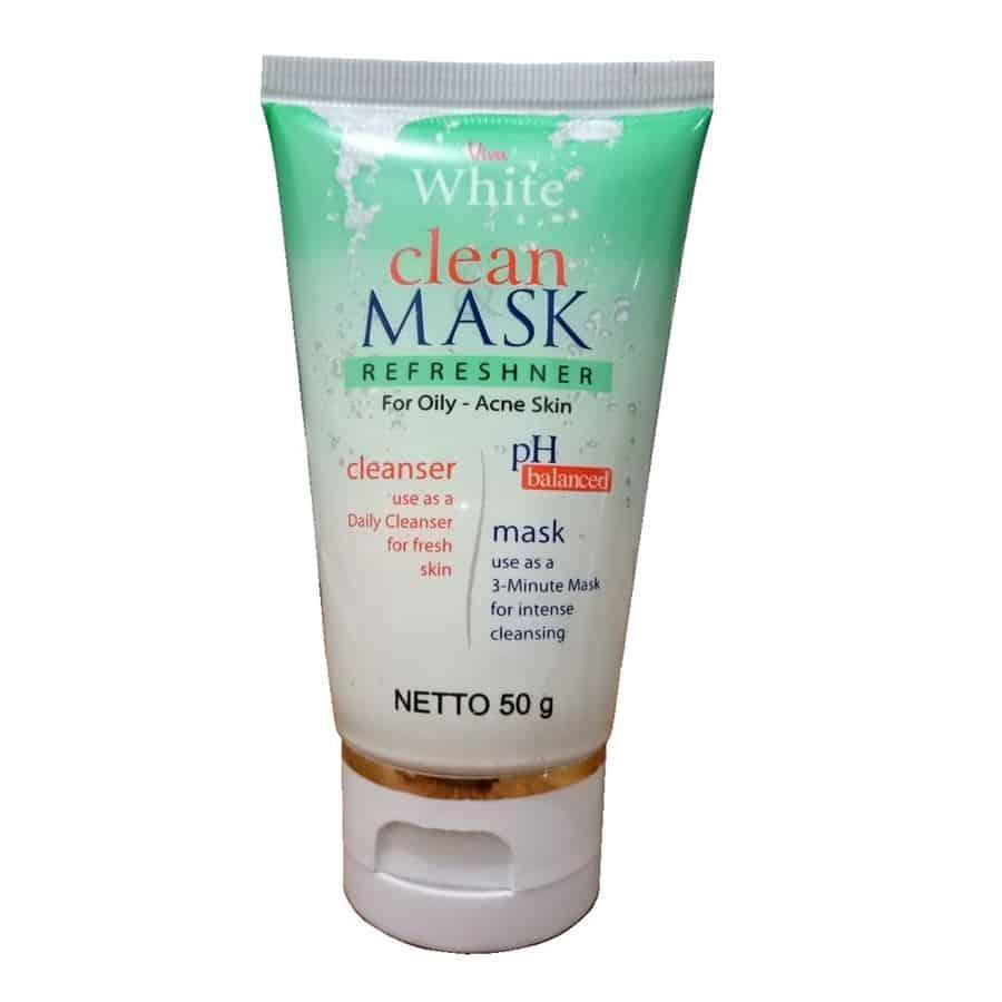 Skin Care Viva Untuk Kulit Berminyak: 8 Produk Viva Yang Diformulasikan Untuk Wajah Berjerawat