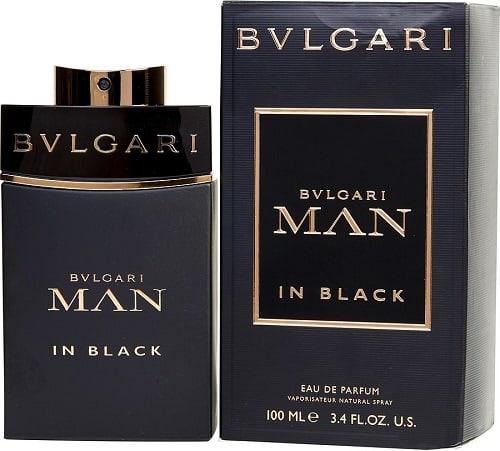 Bvlagari Man – in Black
