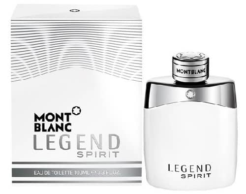 Mont Blanc – Legend Spirit for Men