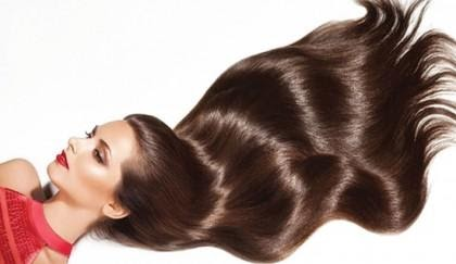 Rambut Bersinar