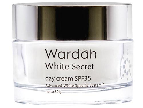 Wardah White Secret Day Cream