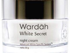 produk wardah untuk memutihkan wajah_Wardah White Secret Night Cream
