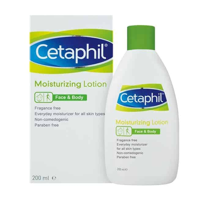 Cetaphil Moisturizing Lotion Face and Body