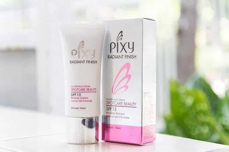 Pixy Radiant Finish Spotcare Beauty