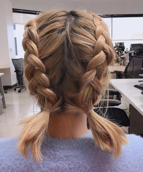 2-Double-French-Braids
