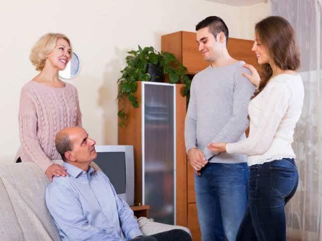 Berusaha Dekat dengan Keluarga