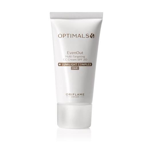 Optimals EventOut Multitargeting CC Cream SPF 20
