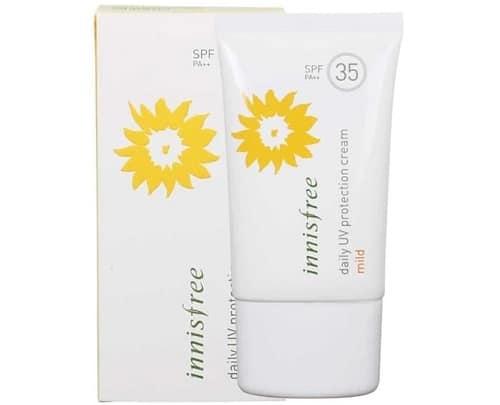 Innisfree Daily UV Protection Mild SPF 35