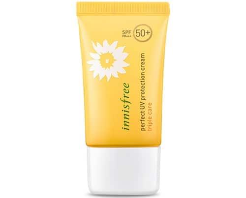 Innisfree Perfect UV Protection Cream Triple Care SPF50
