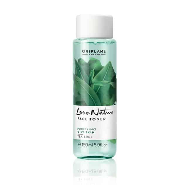 Love Nature Tea Tree Oil Face Toner