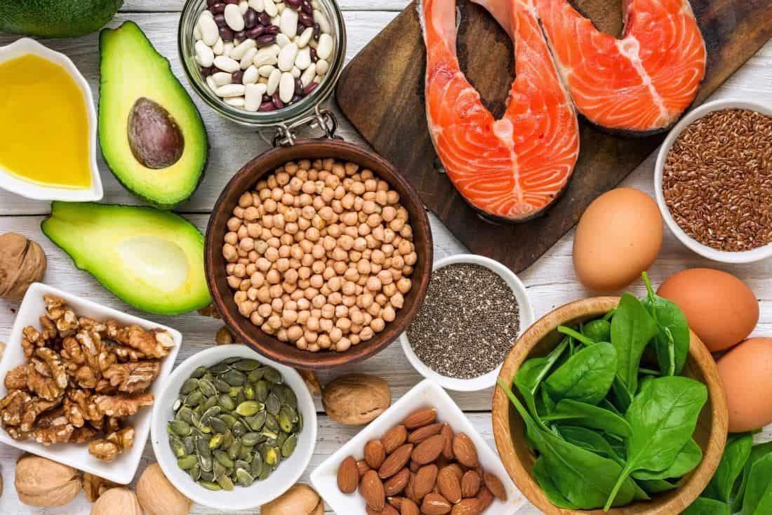 Rajin Konsumsi Makanan Mengandung Asam Lemak Omega-3