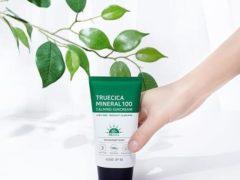 Some by Mi Truecica Mineral 100 Calming Suncream SPF 50