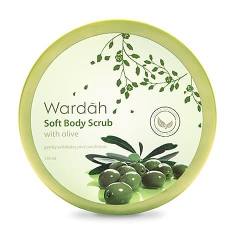 Wardah Soft Scrub