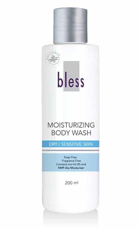 Bless Moisturizing Body Wash for Sensitive Skin