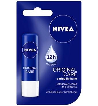 Nivea Lip Balm Original Care