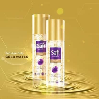 Safi Age Defy Gold Water Skin1004