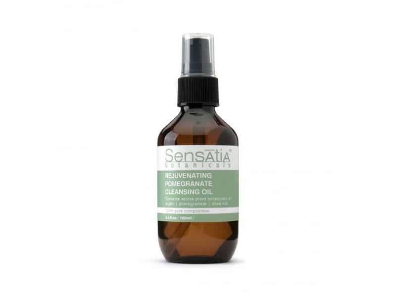 Sensatia Botanicals Rejuvenating Pomegranate Cleansing Oil