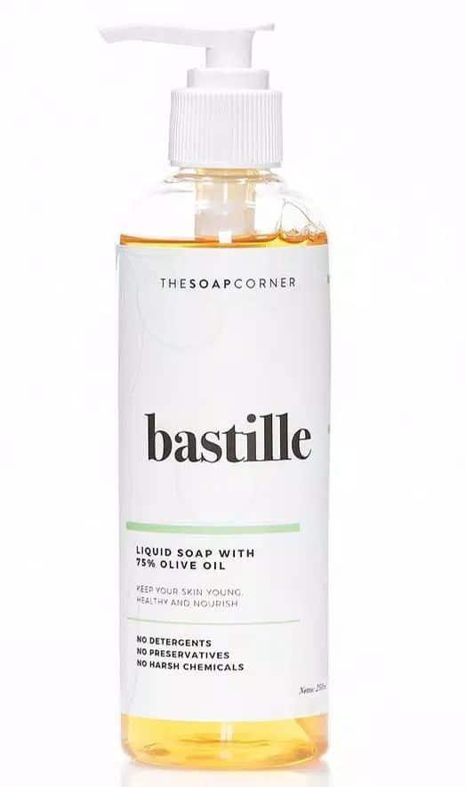 The Soap Corner - Bastille Liquid Soap