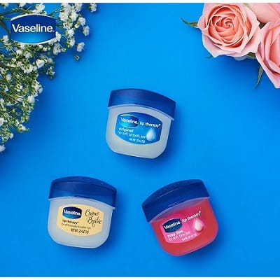 Vaseline Lip Therapy Jar