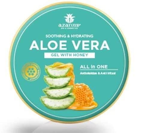 merk aloe vera gel terbaik_Azarine Soothing & Hydrating Aloe Vera Gel (Copy)