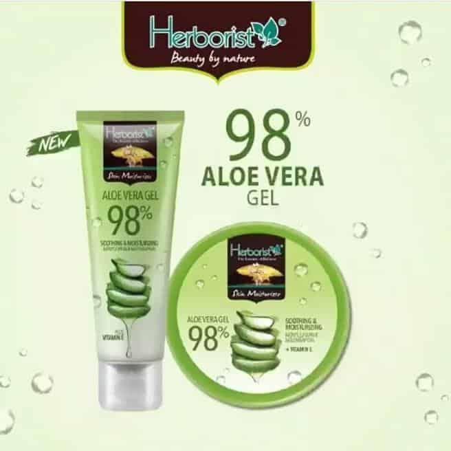 merk aloe vera gel terbaik_Herborist Aloe Vera Gel 98% (Copy)