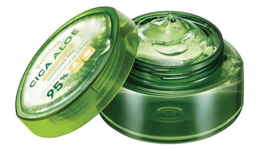 merk aloe vera gel terbaik_Missha Premium Aloe Soothing Gel (Copy)