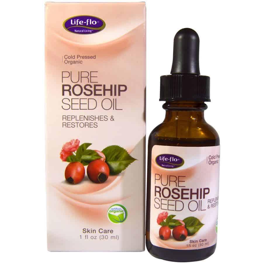 Life-flo, Pure Rosehip Seed Oil