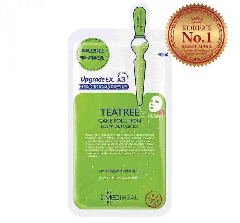 Mediheal Tea Tree Care Solution Mask