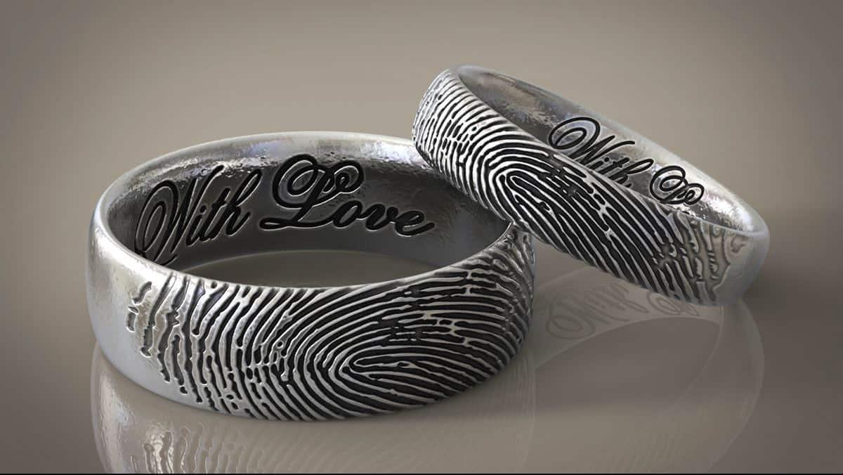 Cincin Finger Print
