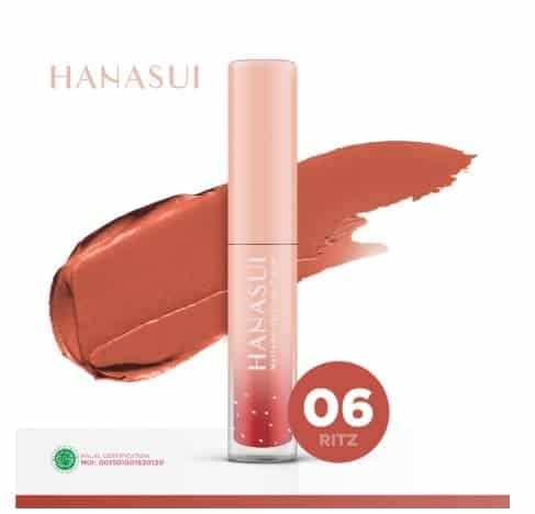 Hanasui Mattedorable Lip Cream – Ritz