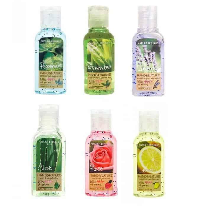 Nature Republic Hand & Nature Sanitizer