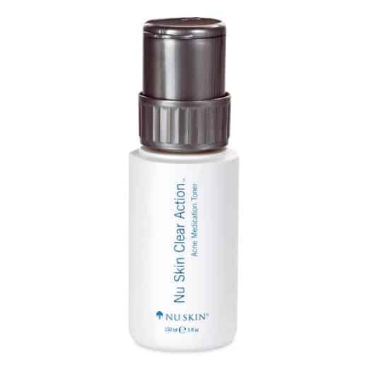 Nu Skin Clear Action Acne Medication Toner