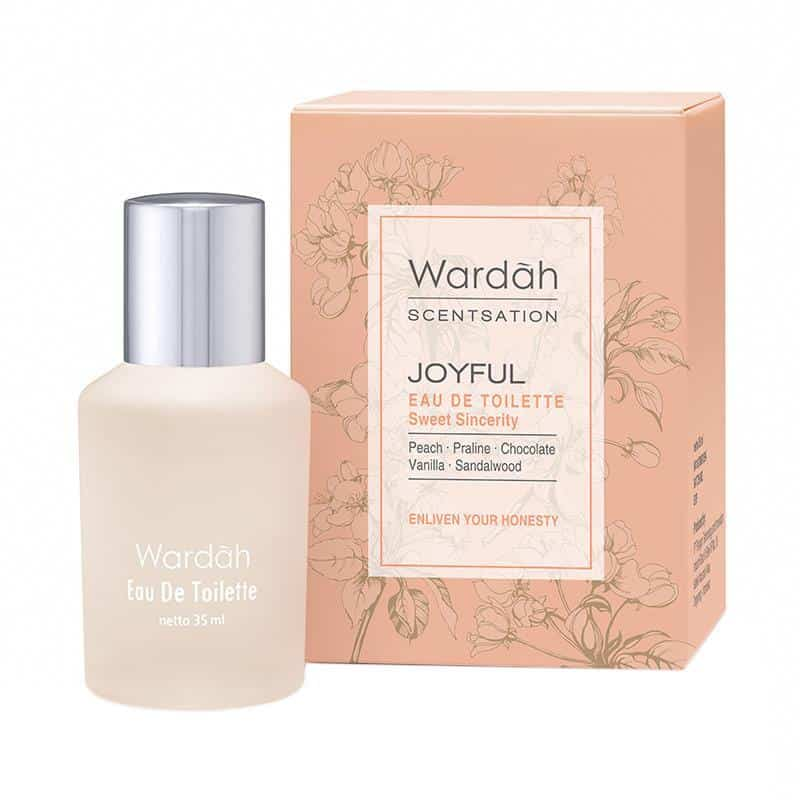 Wardah Scentsation Joyful