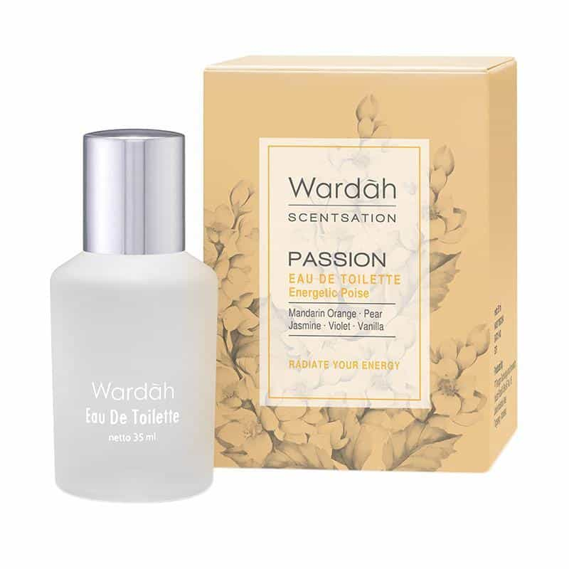 Wardah Scentsation Passion