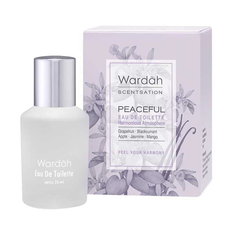 Wardah Scentsation Peaceful