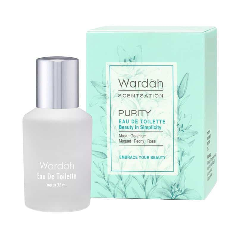 Wardah Scentsation Purity