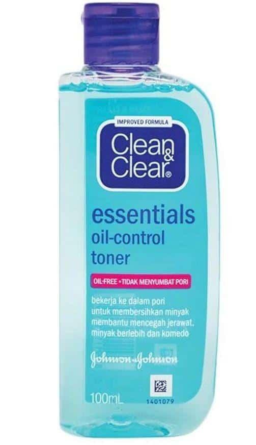 Clean & Cleanser Oil-Control Toner
